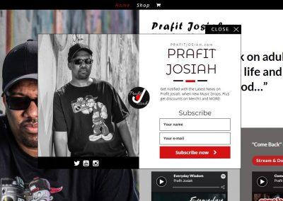 PrafitJosiah.com